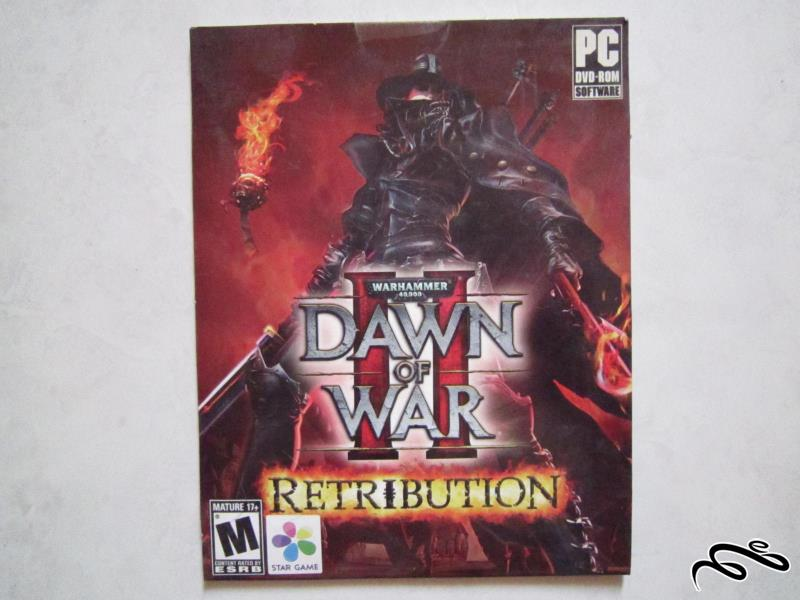 بازی بینظیر Dawn of War - Retribution