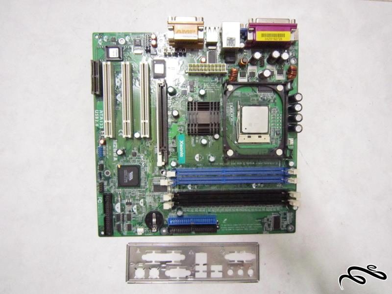 Xsonic M266A Socket 478+سلرون 2.4GHZ