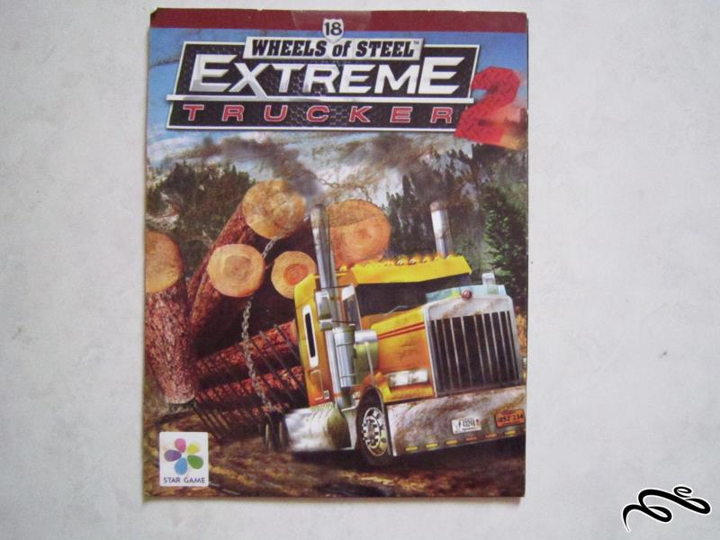 بازی بی نظیر Wheels Of Steel-Extreme Trucker