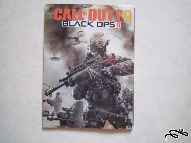 بازی بی نظیر Call of Duty Black Ops II
