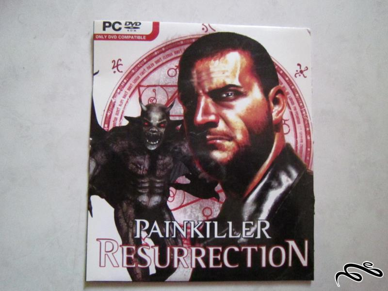 بازی Painkiller Resurrection